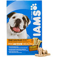 Iams Weight Control Adult Dog Biscuits