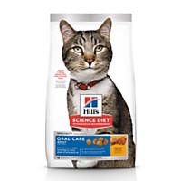 Hill's Science Diet Oral Care Adult Cat Food