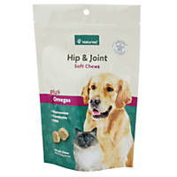 NaturVet Naturals Hip & Joint Plus Dog & Cat Joint Support Soft Chews