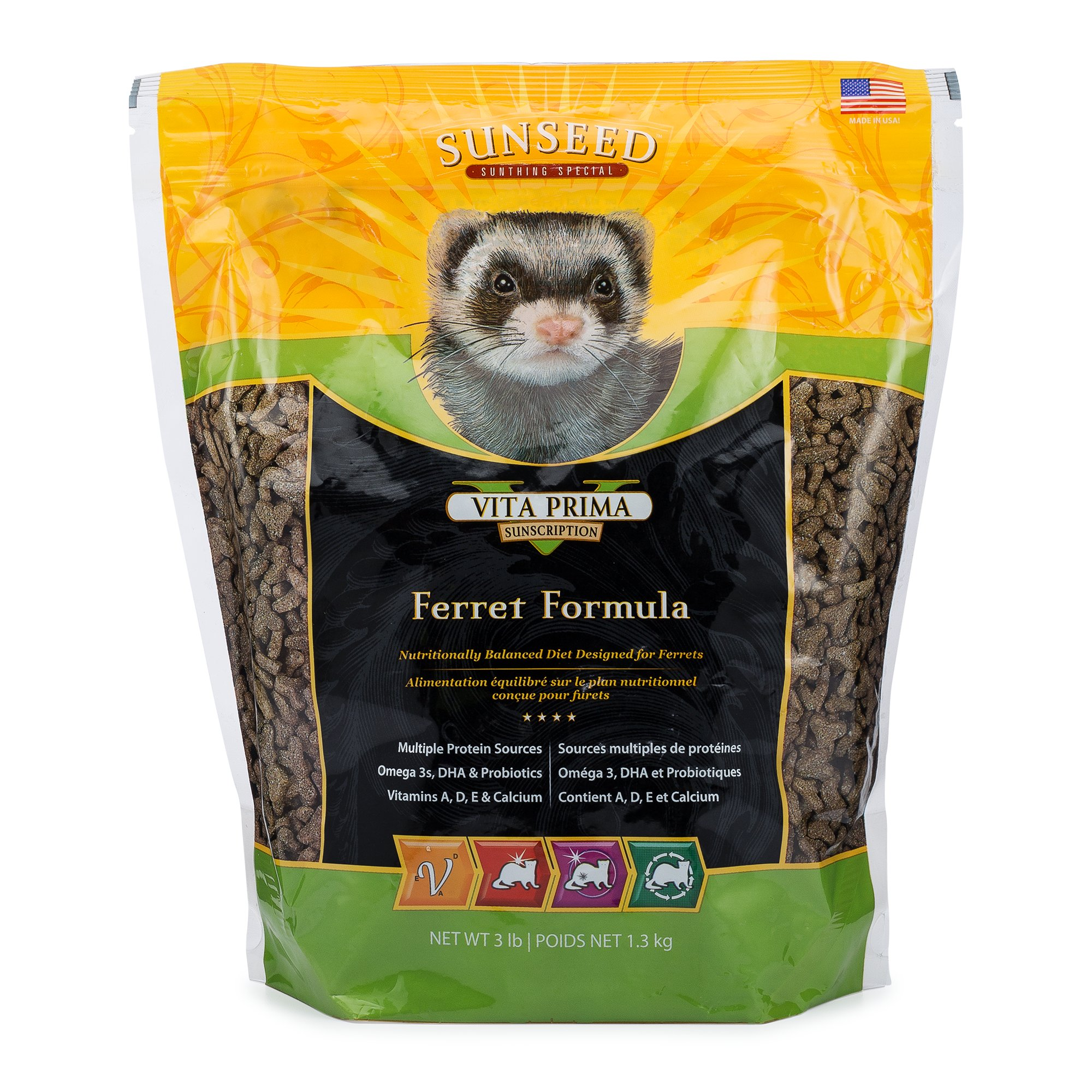 Sun Seed Sunscription Vita Prima Ferret Food