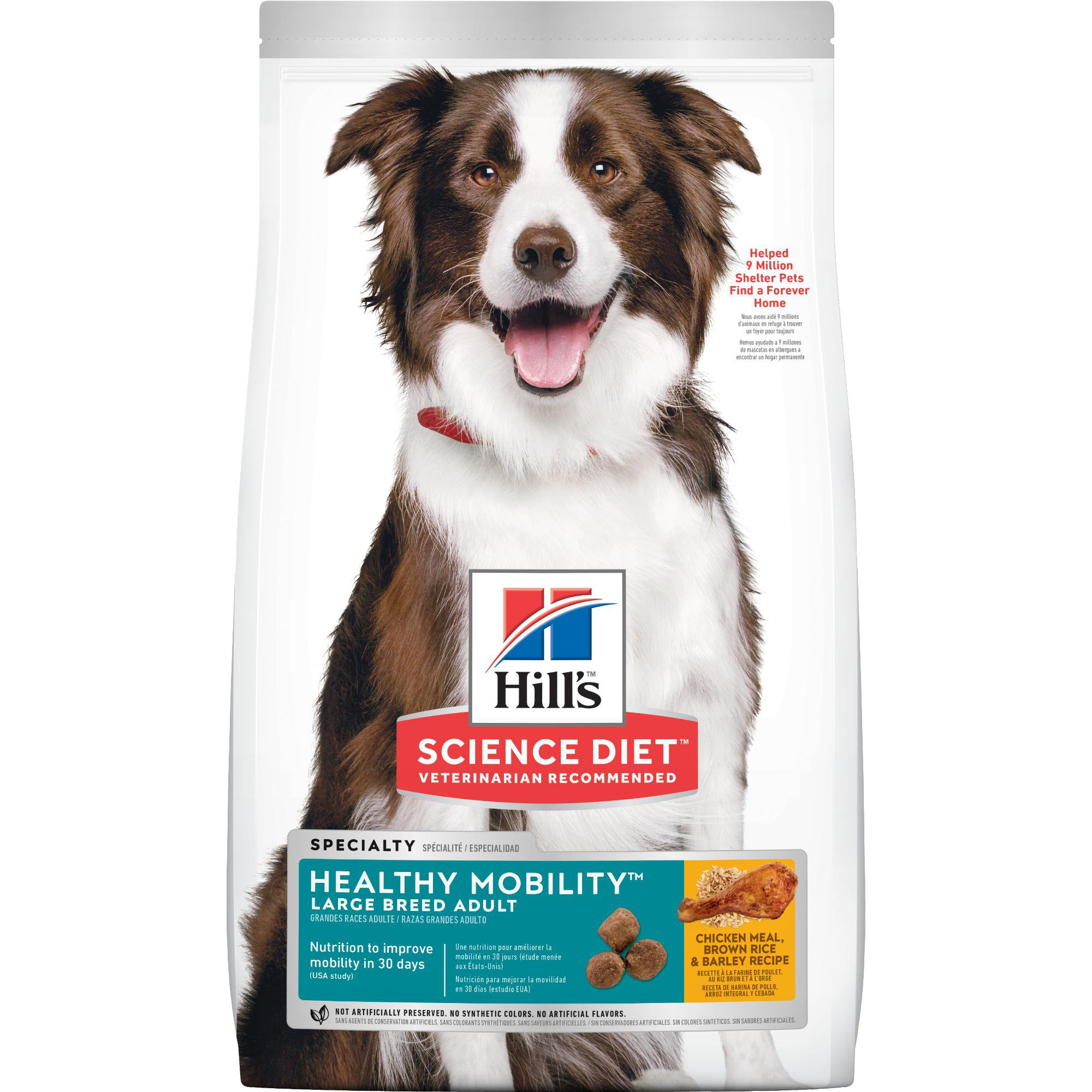 Hill's Science Diet Healthy Mobility Large Breed Adult Dog Food