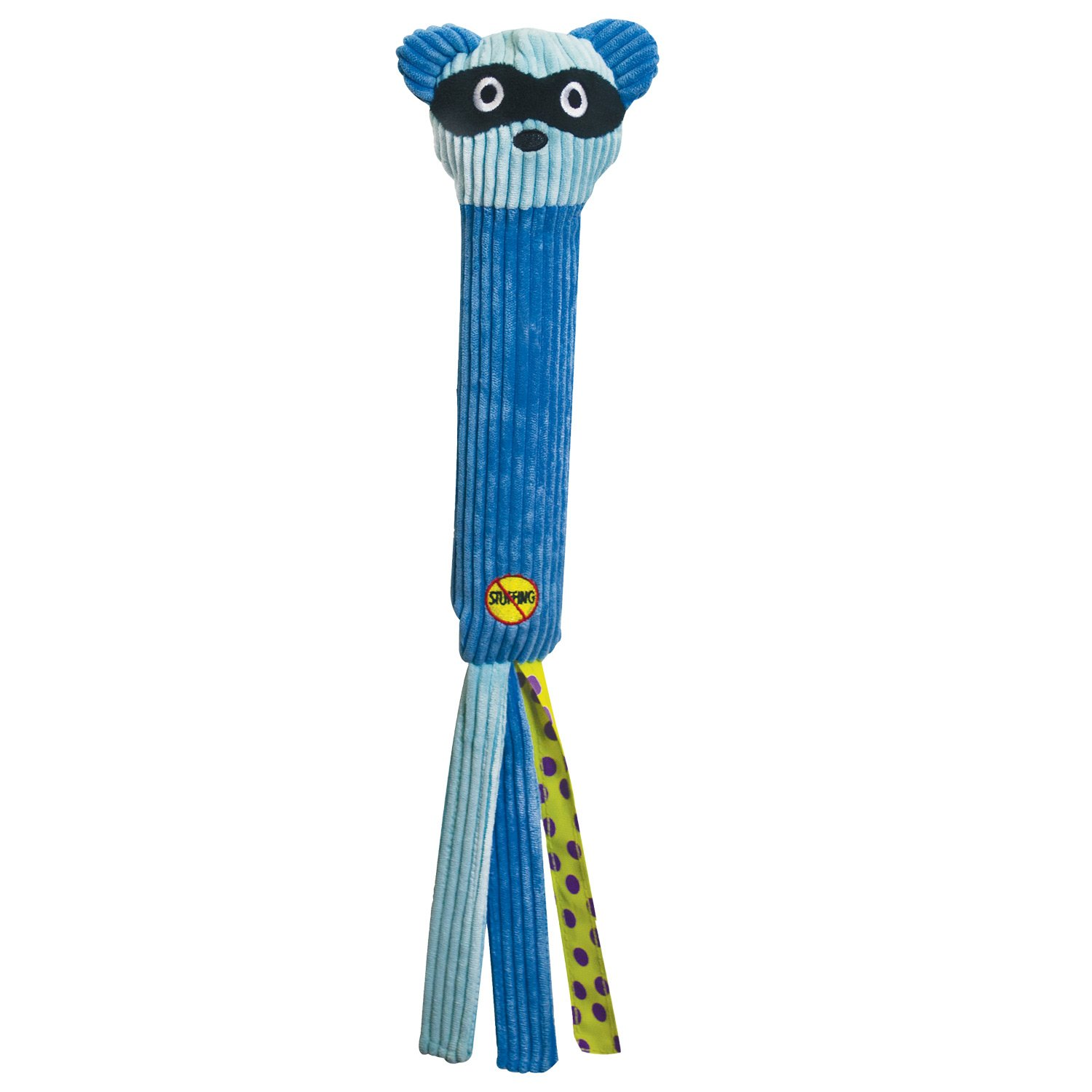 Petstages Stuffing Free Play Stick Dog Toy