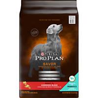 Pro Plan Savor Shredded Blend Chicken & Rice Senior Dog Food
