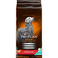 Pro Plan Savor Shredded Blend Chicken & Rice Senior Dog Food