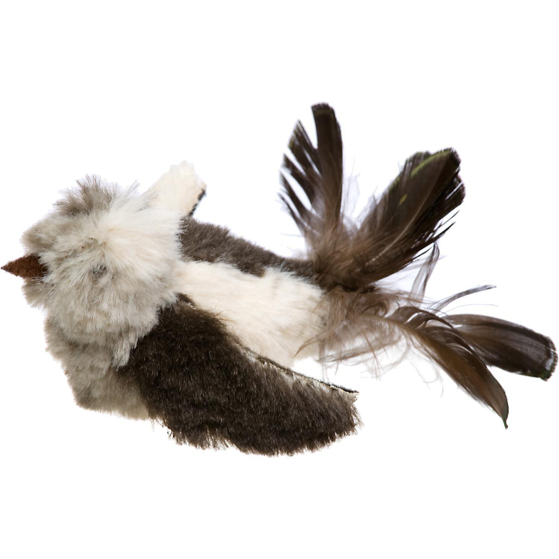Our Pet's Play-N-Squeak Backyard Bird Cat Toy