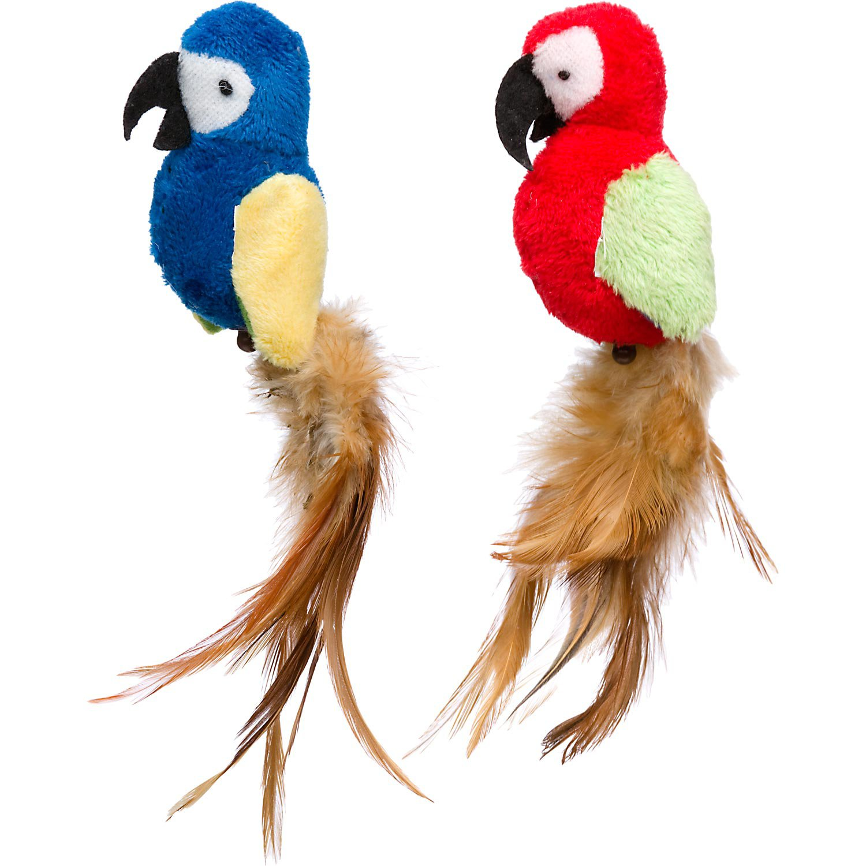 3 4 In Octagon Bird Toys : Petlinks system parrot tweet cat toy petco