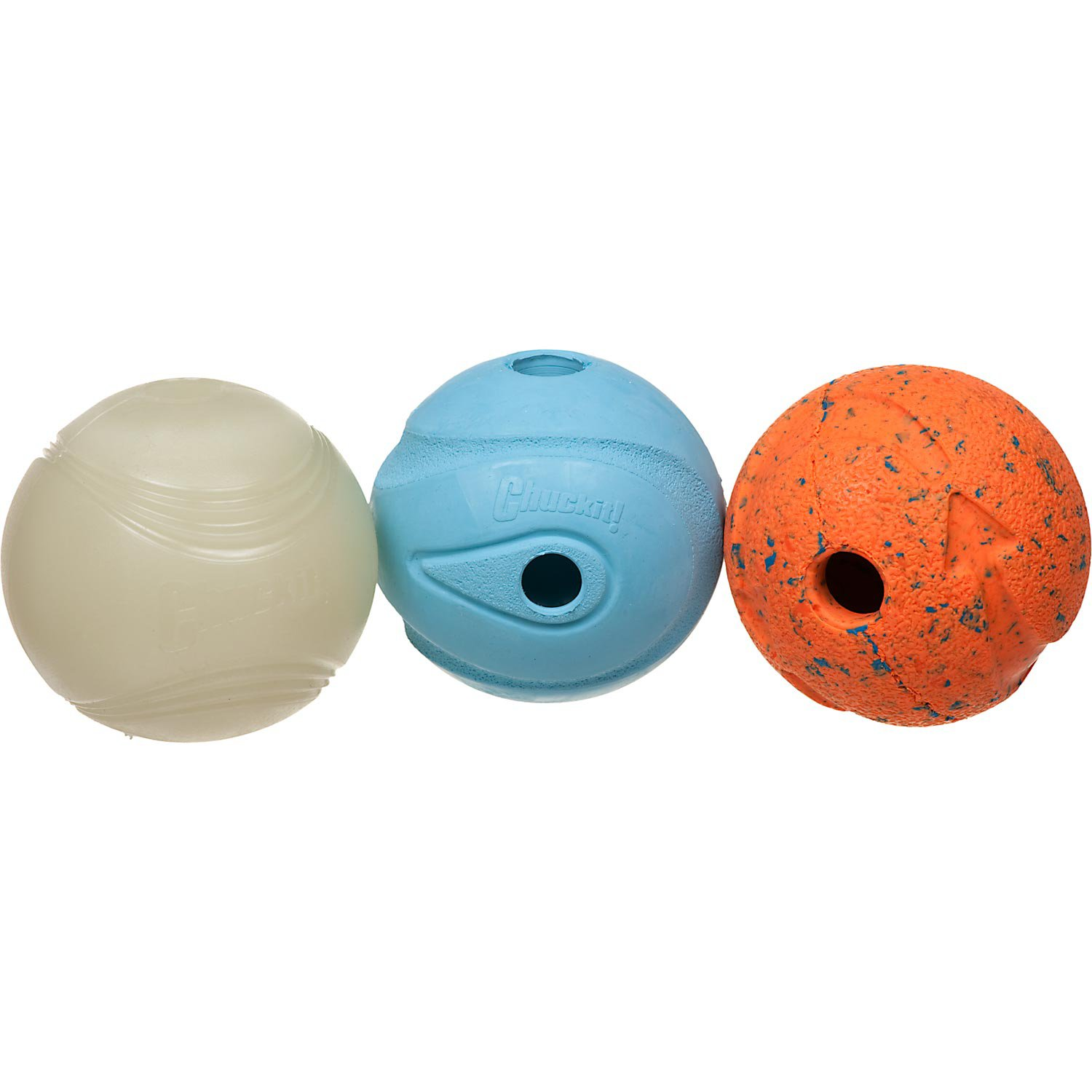 Dog Toys Balls : Chuckit fetch medley ball set dog toys petco