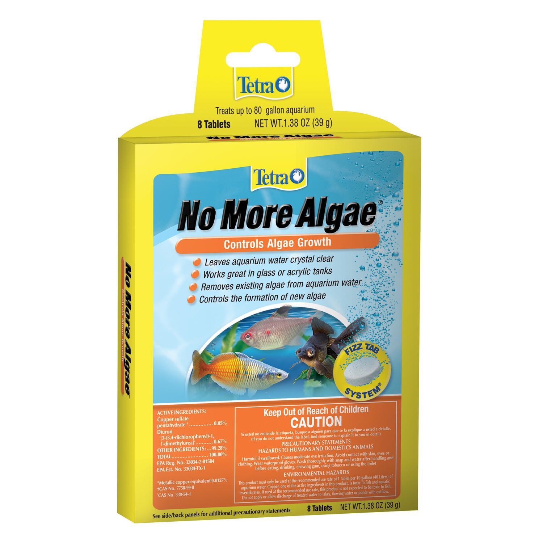 Tetra No More Algae Fizz Tabs