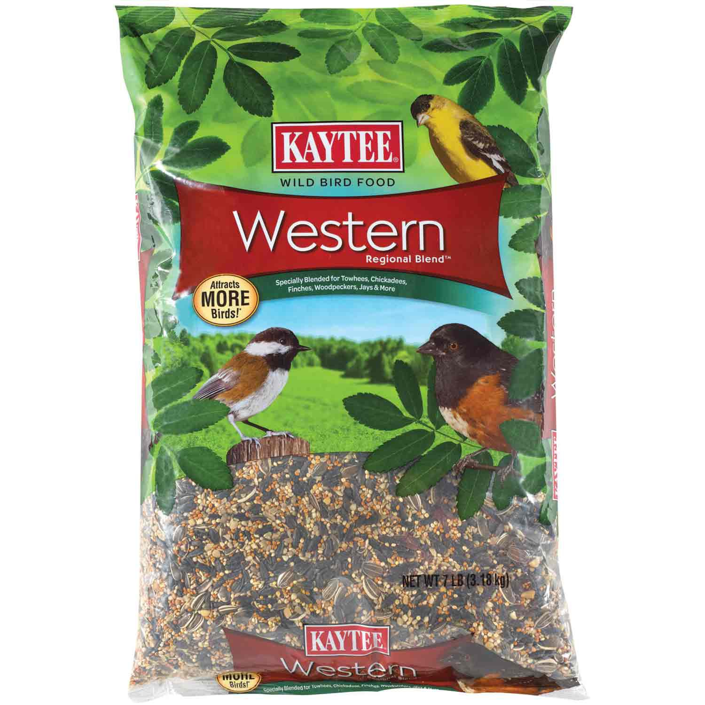 Kaytee Western Regional Blend Wild Bird Food