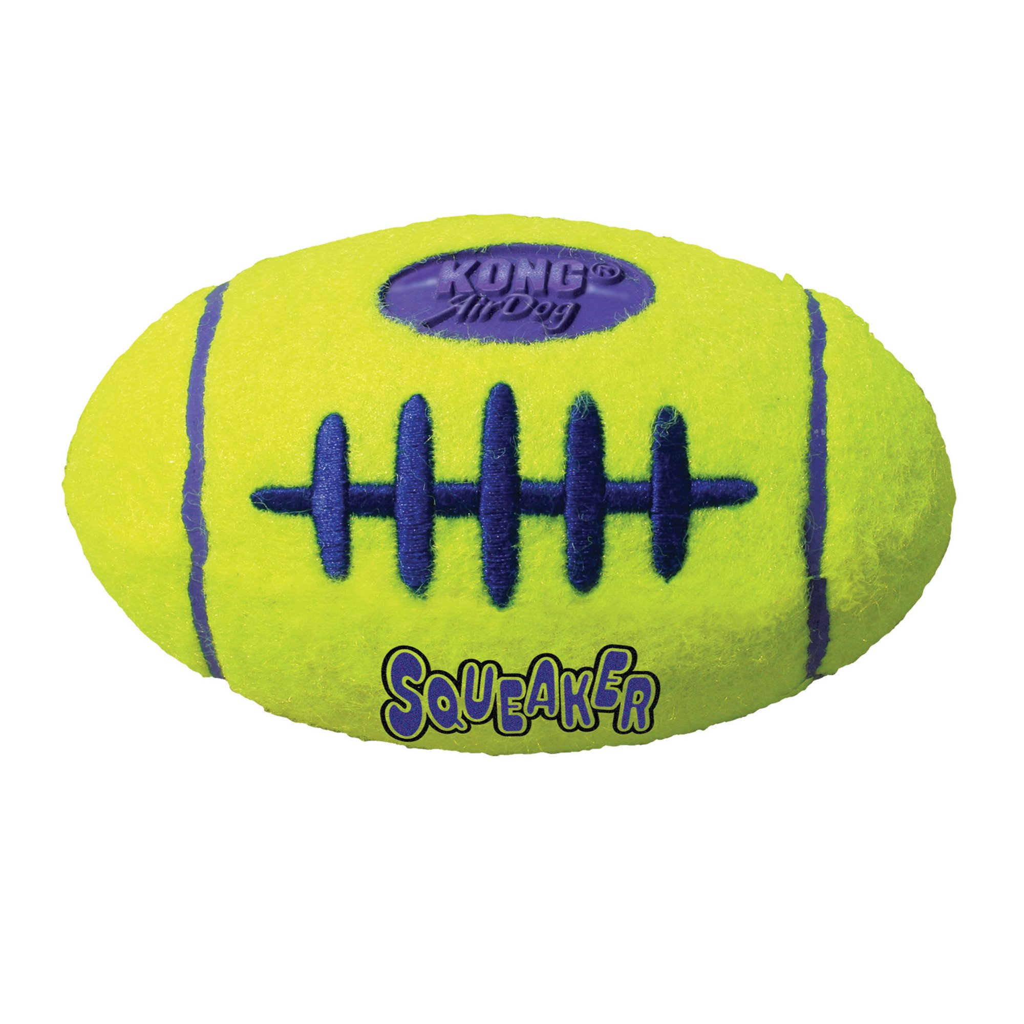 Air KONG Squeaker Football
