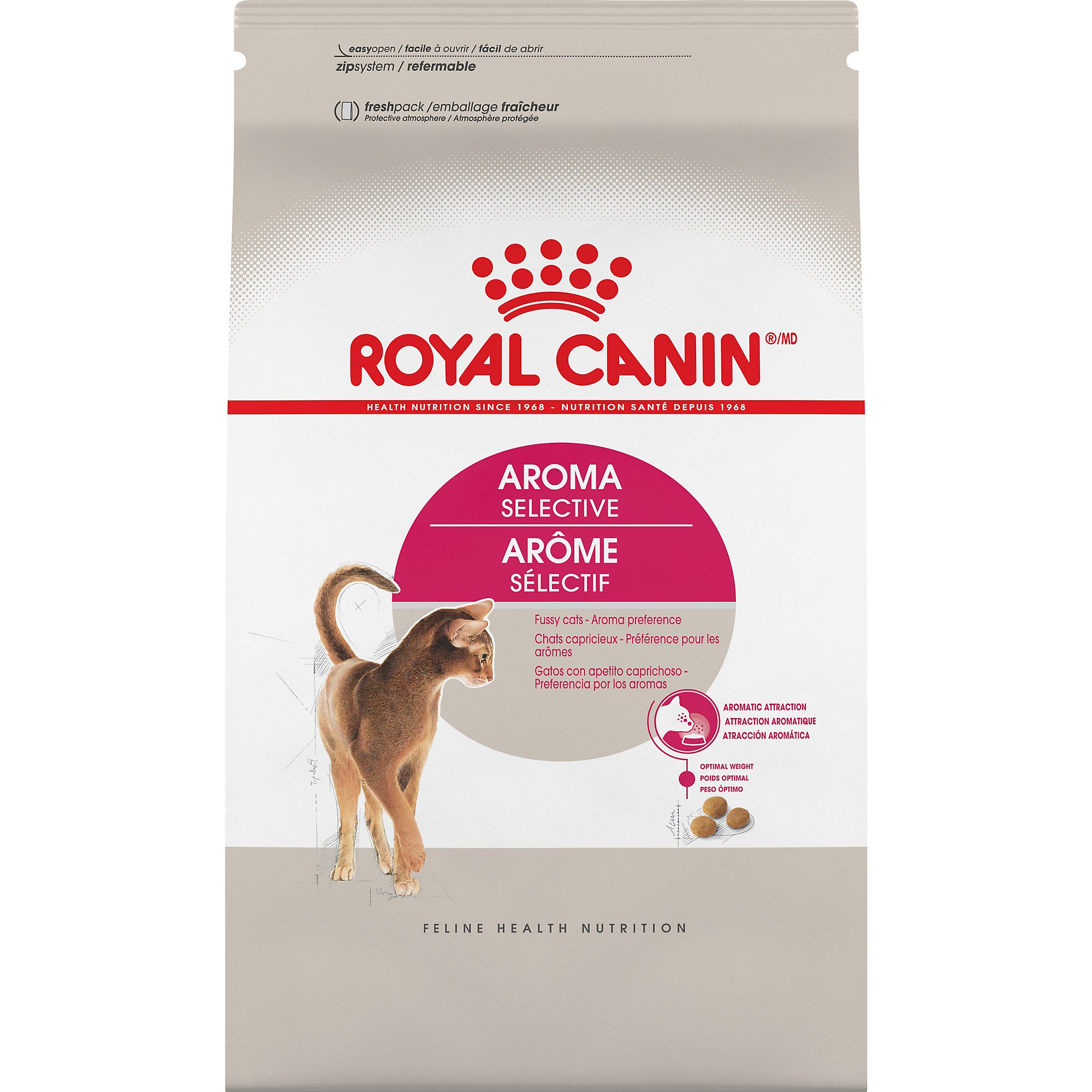 Royal Canin Feline Health Nutrition Selective 31 Aromatic Attraction Adult Dry Cat Food