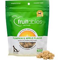 Fruitables Pumpkin & Apple Natural Dog Biscuits