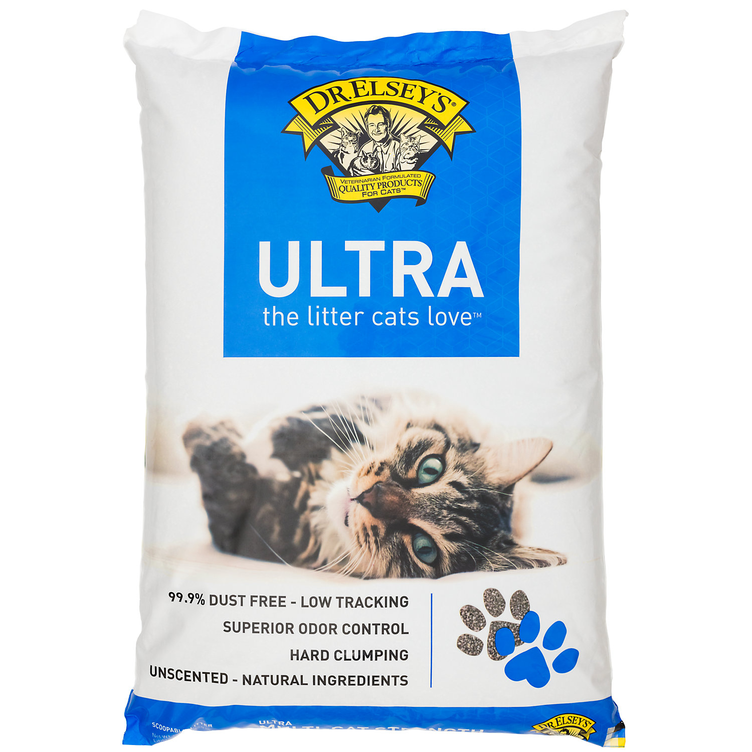 Non Tracking Cat Litter