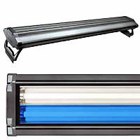 Wave Point High Output T5 Fluorescent 2 Lamp Aquatic Lighting System