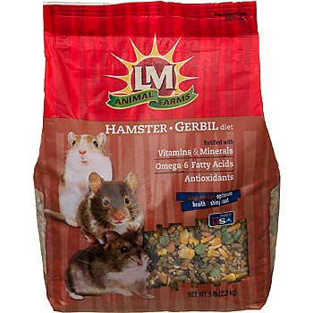 LM Animal Farms Hamster & Gerbil Food