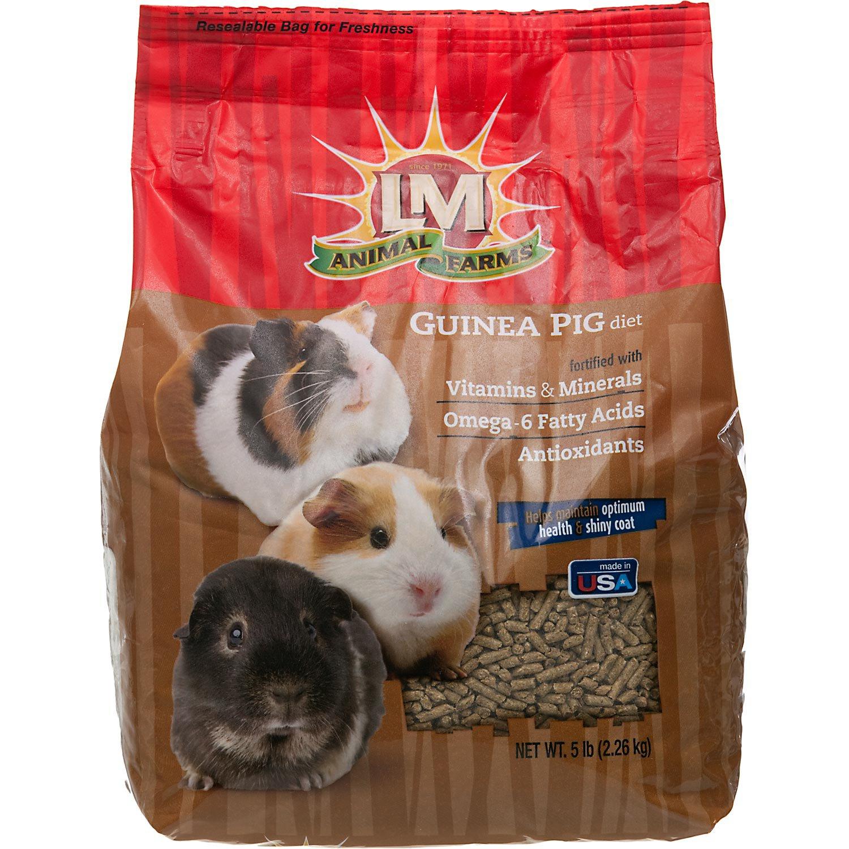 LM Animal Farms Guinea Pig Food