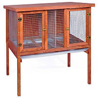 WARE HD Double Rabbit Hutch