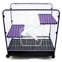 WARE Indoor 3 Level Hutch Small Animal Cage