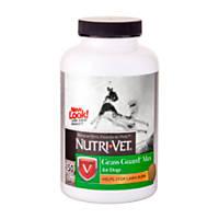 Nutri-Vet Grass Guard Max Liver Flavor Dog Lawn Care Supplement