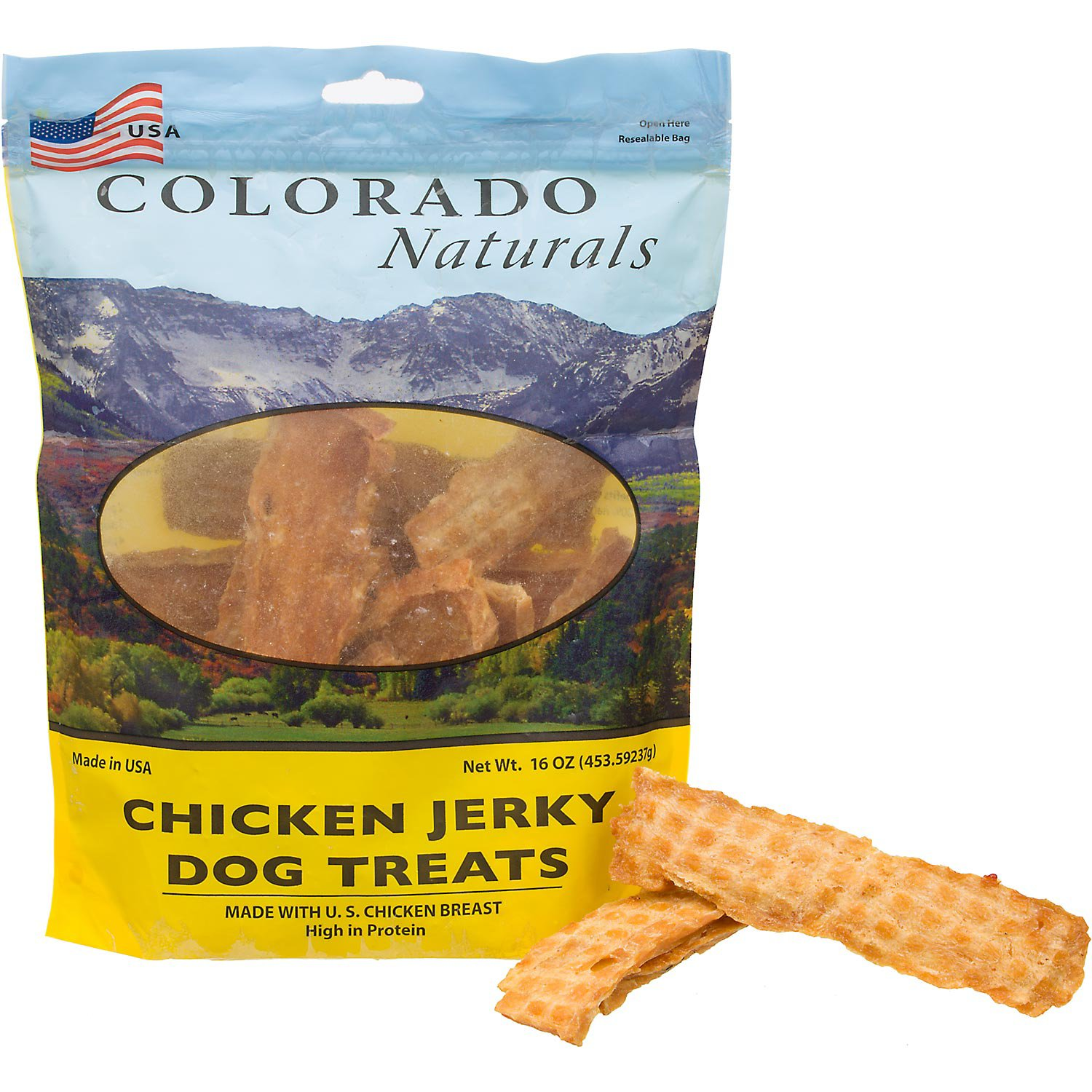 Colorado Naturals Jerky Dog Treats