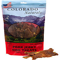 Colorado Naturals Pork Jerky Dog Treats