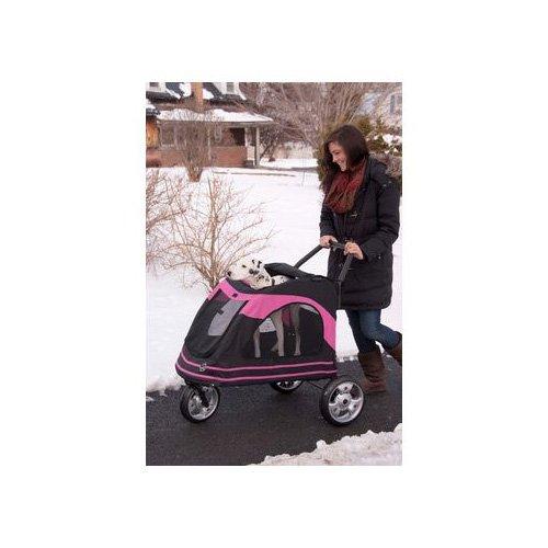 Pet Gear Pink Roadster Pet Stroller