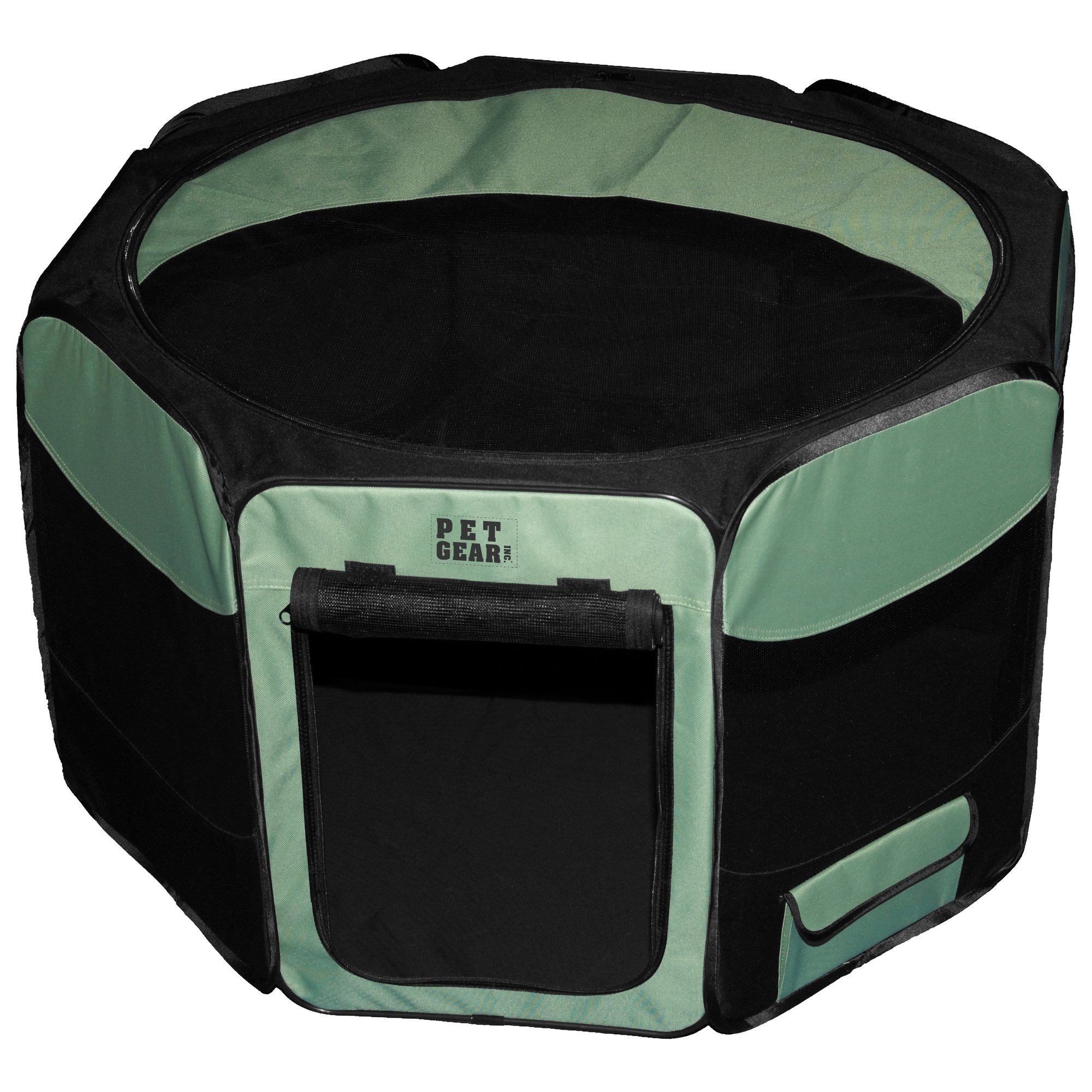 Pet Gear Sage Octagonal Pet Pen