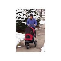 Pet Gear Burgundy Jogger Pet Stroller