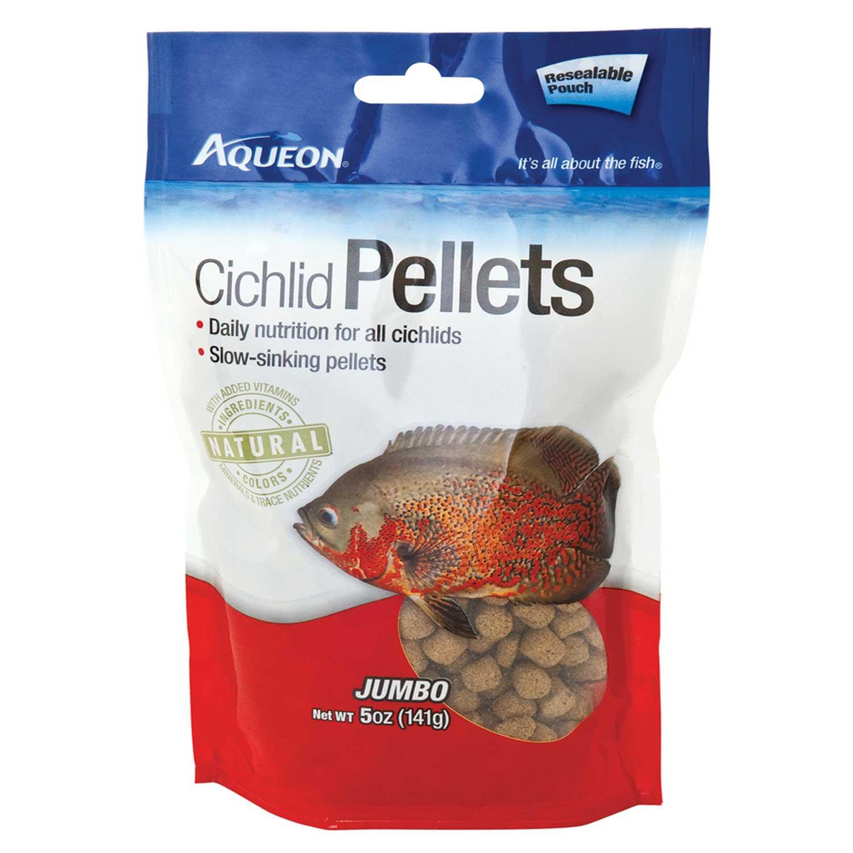 Aqueon Pellet Cichlid Food