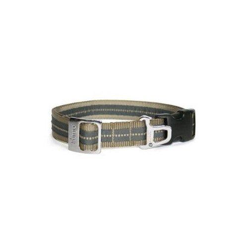 Kurgo Khaki Wander Adjustable Dog Collar