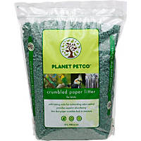Planet Petco Crumbled Paper Bird Litter