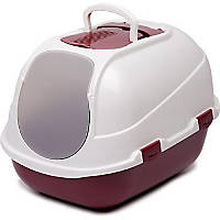 Moderna Comfy Cat Mega Enclosed Cat Litter Box