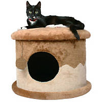 Trixie DreamWorld Plush Cat House