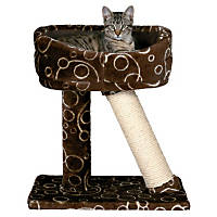 Trixie DreamWorld Cabra Cat Scratching Post & Bed