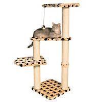 Trixie DreamWorld Altea Tan Paw Print Cat Tree