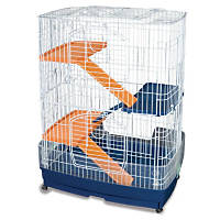 Prevue Hendryx Four Story Ferret & Rabbit Cage
