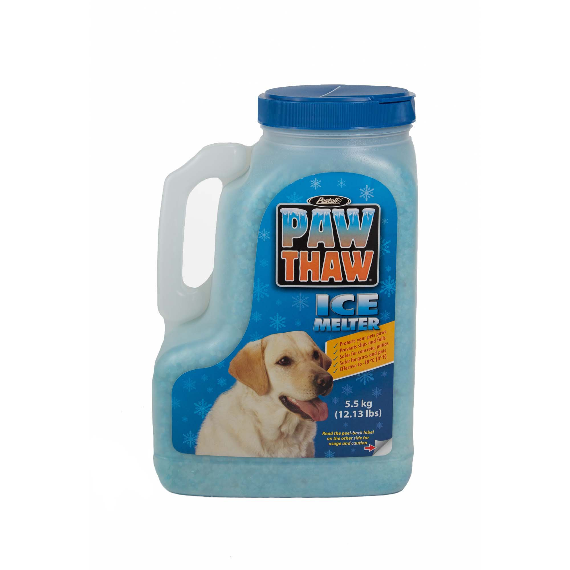Pestell Paw Thaw Pet Friendly Ice Melter Jug