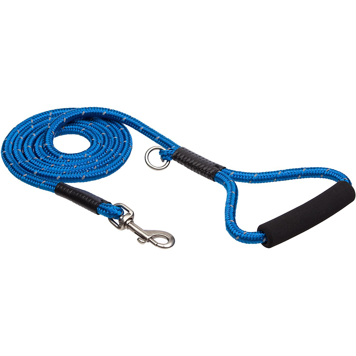 Petco Nylon Reflective Blue Dog Lead