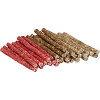 Petco Assorted Dog Rawhide Munchie Sticks
