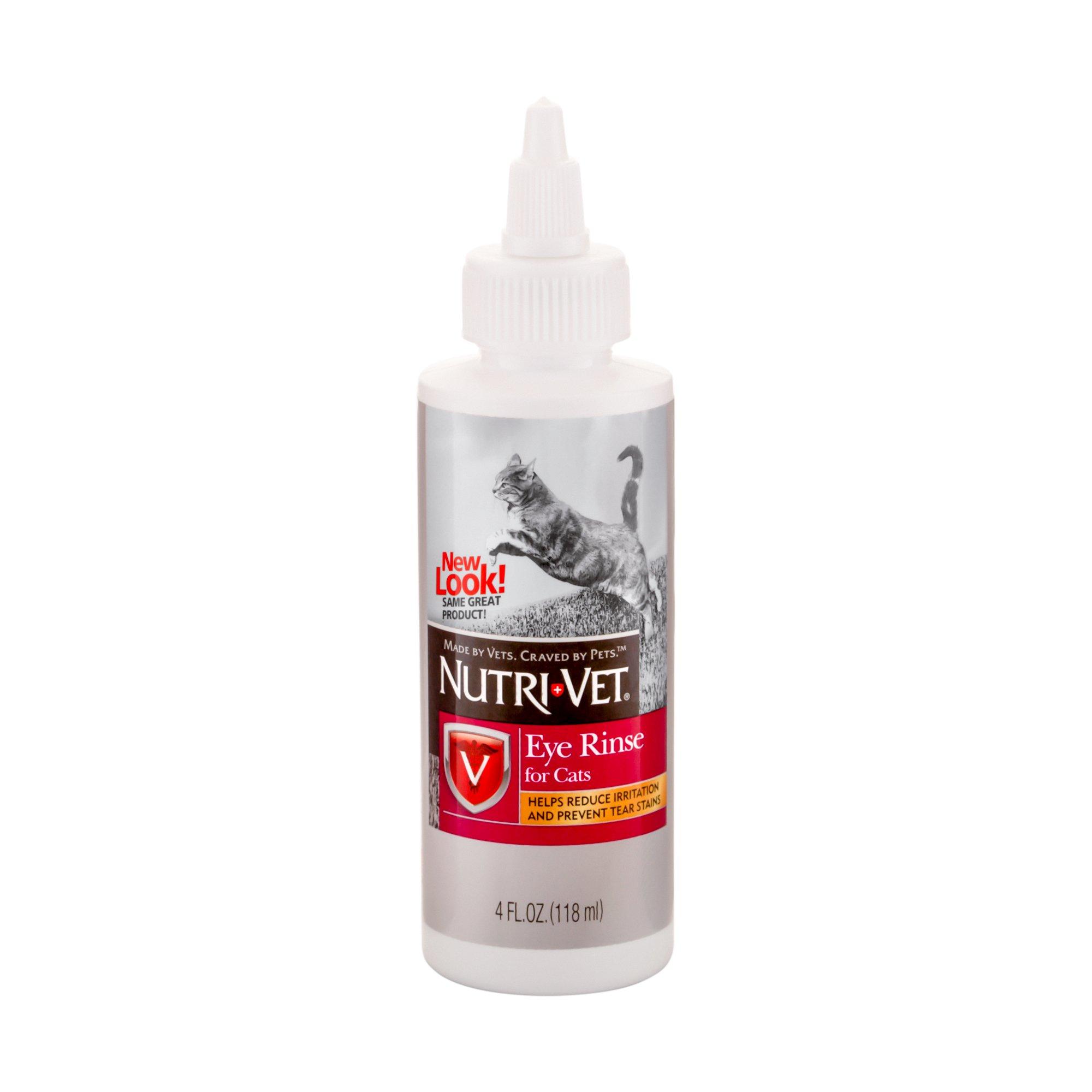 Nutri-Vet Cat Eye Cleaner