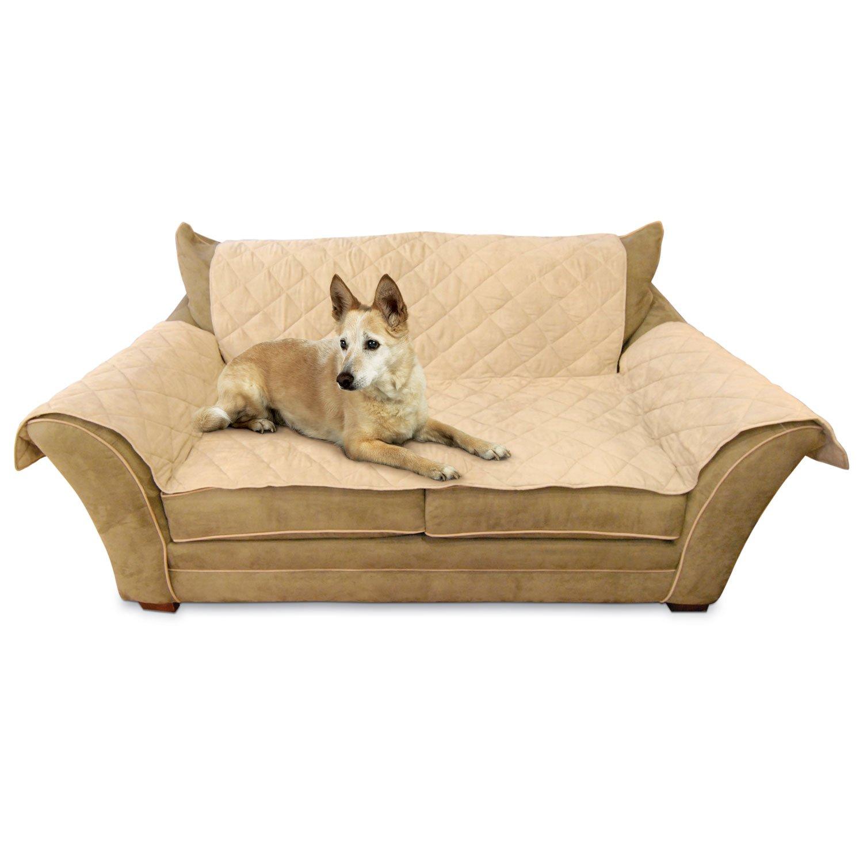 K&H Tan Sofa Covers