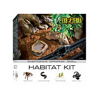 Exo-Terra Invertebrate Glass Terrarium Kit
