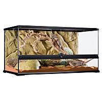 Exo-Terra Glass Terrarium, 36' L X 18' W X 18' H