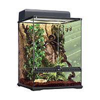 Exo-Terra Rainforest Reptile Glass Terrarium Kit