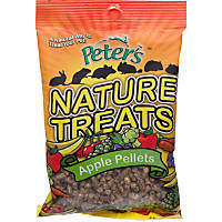 Peter's Apple Pellet Nature Treats for Small Animals