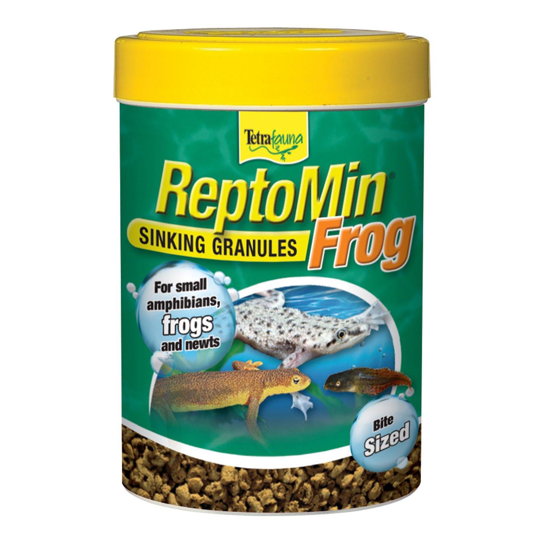 TetraFauna ReptoMin Sinking Granules Aquatic Frog & Newt Food