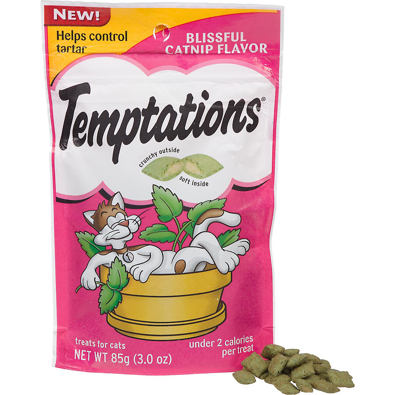 Whiskas Temptations Catnip Bliss Cat Treats Ebay