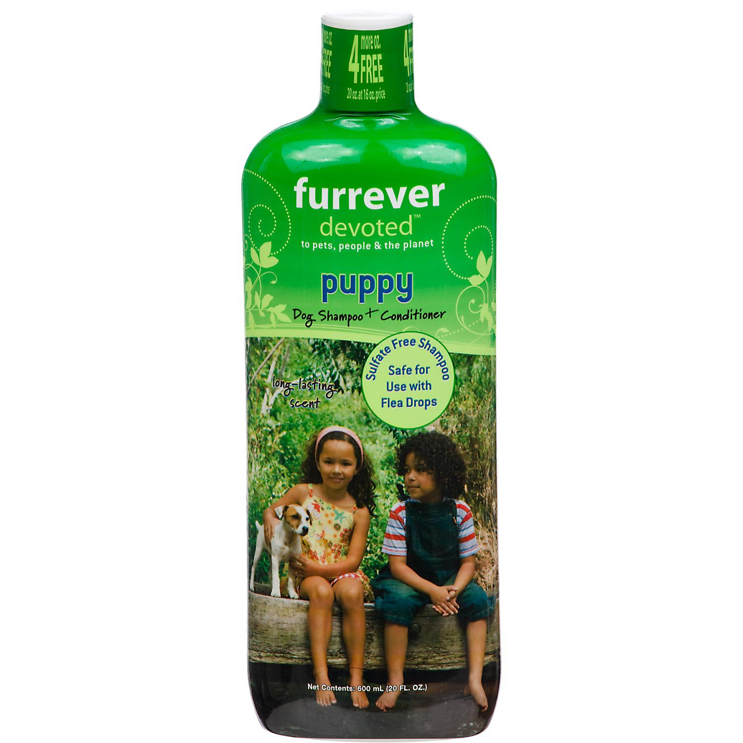 Furrever Devoted Puppy Dog Shampoo and Conditioner