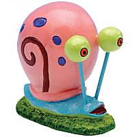 Penn Plax SpongeBob Gary Aquarium Ornament
