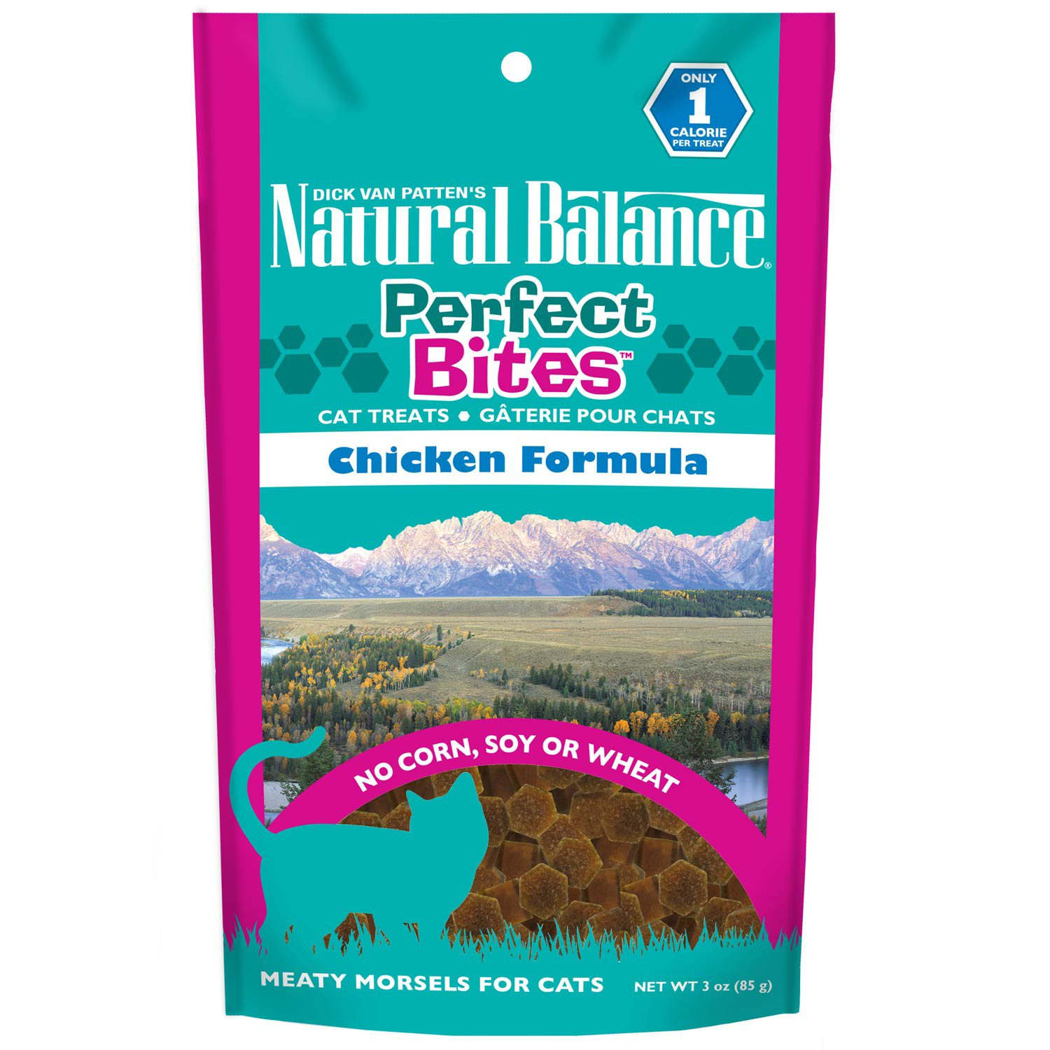 Natural Balance Perfect Bites Chicken Cat Treats
